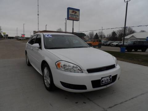 2014 Chevrolet Impala Limited for sale at America Auto Inc in South Sioux City NE