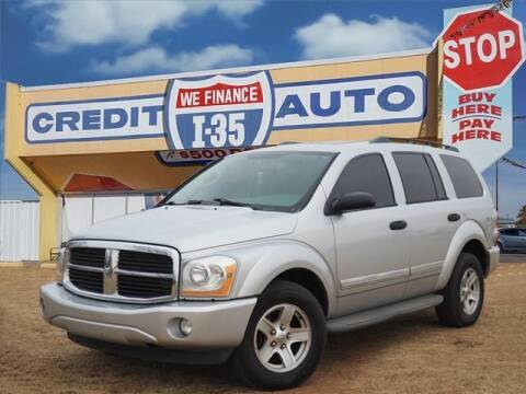 2005 Dodge Durango for sale at Buy Here Pay Here Lawton.com in Lawton OK