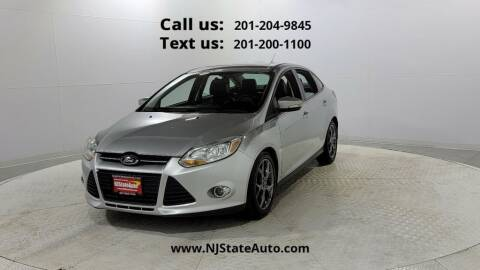 2014 Ford Focus for sale at NJ State Auto Used Cars in Jersey City NJ