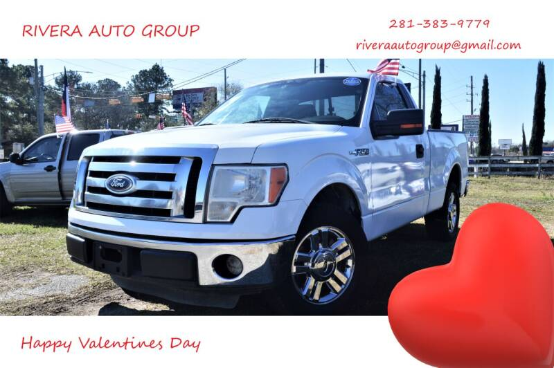 2011 Ford F-150 for sale at Rivera Auto Group in Spring TX