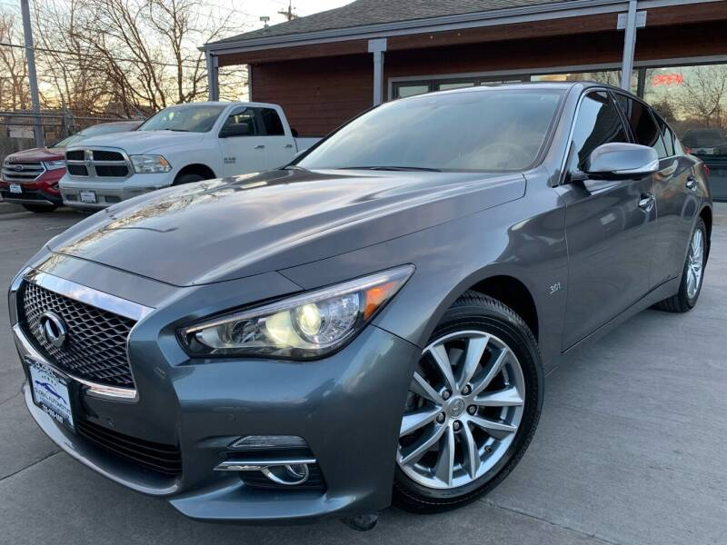 2017 Infiniti Q50 for sale at Global Automotive Imports of Denver in Denver CO