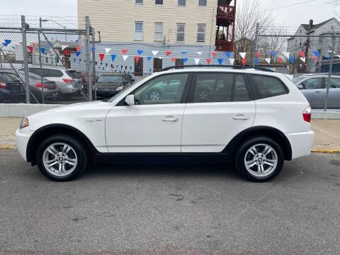 2006 BMW X3 for sale at G1 Auto Sales in Paterson NJ