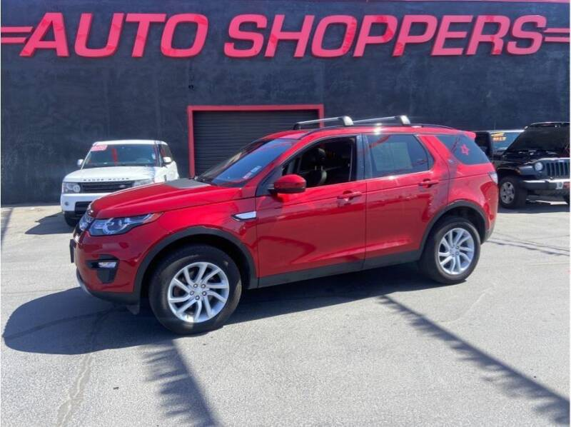 2017 Land Rover Discovery Sport for sale at AUTO SHOPPERS LLC in Yakima WA