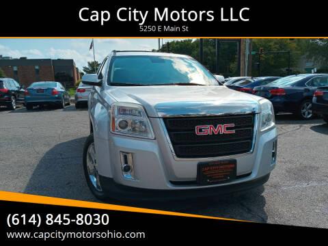 2013 GMC Terrain for sale at Cap City Motors LLC in Columbus OH