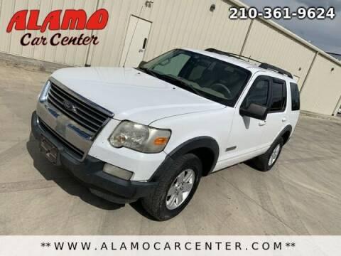 2007 Ford Explorer for sale at Alamo Car Center in San Antonio TX