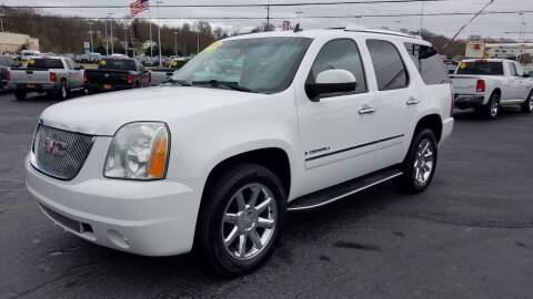 2009 GMC Yukon for sale at Moores Auto Sales in Greeneville TN