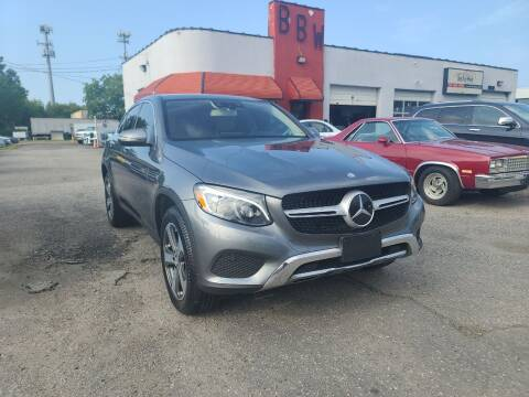 2017 Mercedes-Benz GLC for sale at Best Buy Wheels in Virginia Beach VA