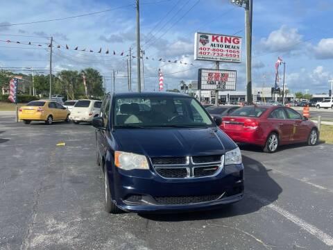 2014 Dodge Grand Caravan for sale at King Auto Deals in Longwood FL