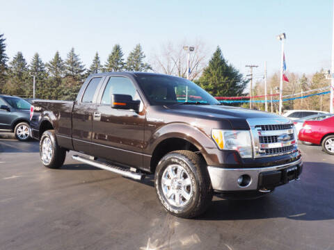 2013 Ford F-150 for sale at Patriot Motors in Cortland OH