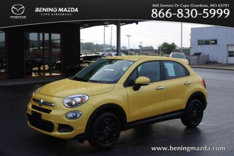 2017 FIAT 500X for sale at Bening Mazda in Cape Girardeau MO