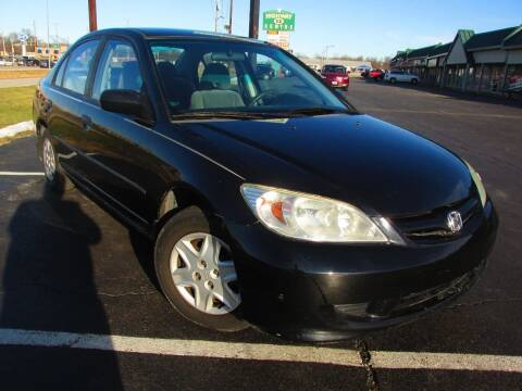 2005 Honda Civic for sale at Auto World in Carbondale IL