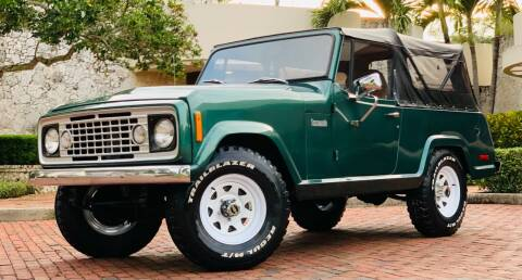 1973 Jeep Commando for sale at PennSpeed in New Smyrna Beach FL