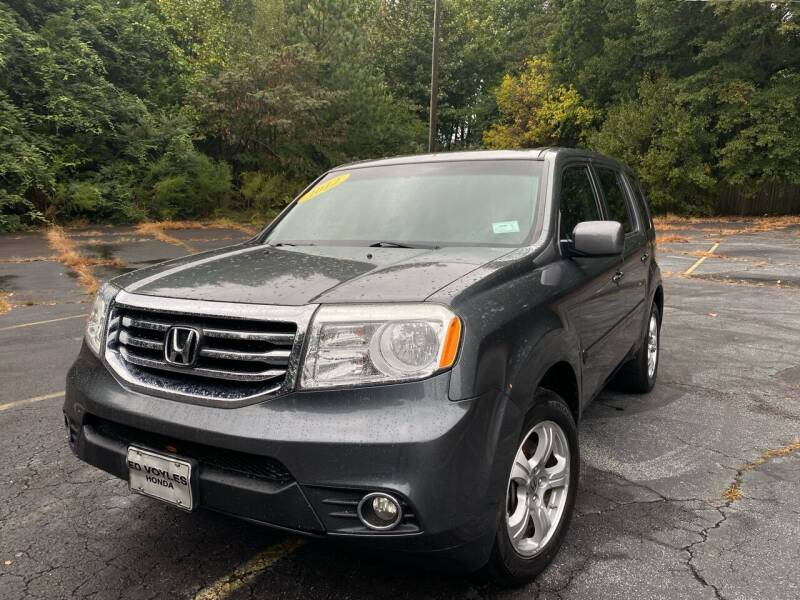 2012 Honda Pilot for sale at Peach Auto Sales in Smyrna GA