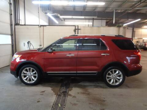 2013 Ford Explorer for sale at Herman Motors in Luverne MN