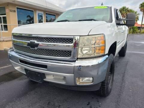 2012 Chevrolet Silverado 1500 for sale at BC Motors of Stuart in West Palm Beach FL