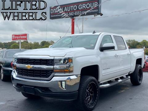 2016 Chevrolet Silverado 1500 for sale at Divan Auto Group in Feasterville PA
