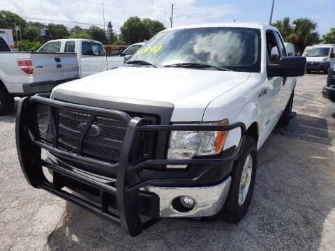 2014 Ford F-150 for sale at Autos by Tom in Largo FL