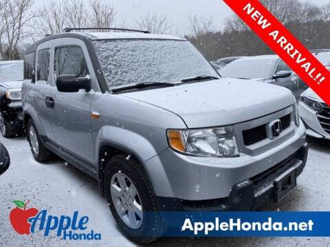 2010 Honda Element for sale at APPLE HONDA in Riverhead NY