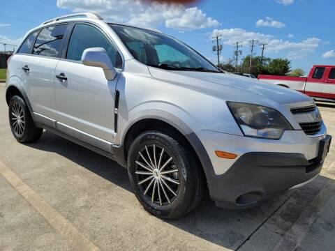 2015 Chevrolet Captiva Sport for sale at ZNM Motors in Irving TX
