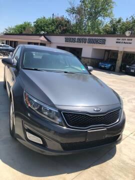 2015 Kia Optima for sale at Texas Auto Broker in Killeen TX