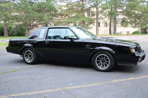 1985 Buick Regal for sale at Great Lakes Classic Cars & Detail Shop in Hilton NY