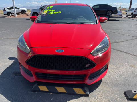 2017 Ford Focus for sale at SPEND-LESS AUTO in Kingman AZ