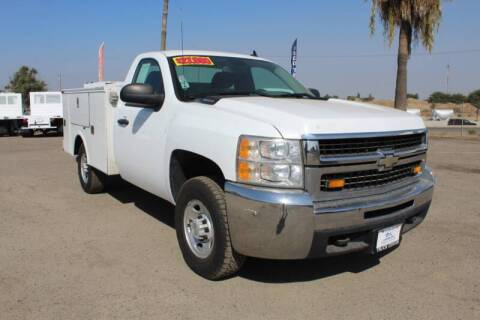 2008 Chevrolet Silverado 2500HD for sale at Kingsburg Truck Center - Utility Trucks in Kingsburg CA