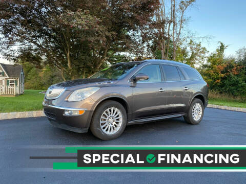 2011 Buick Enclave for sale at QUALITY AUTOS in Hamburg NJ