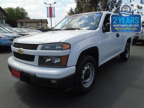 2012 Chevrolet Colorado for sale at Centre City Motors in Escondido CA