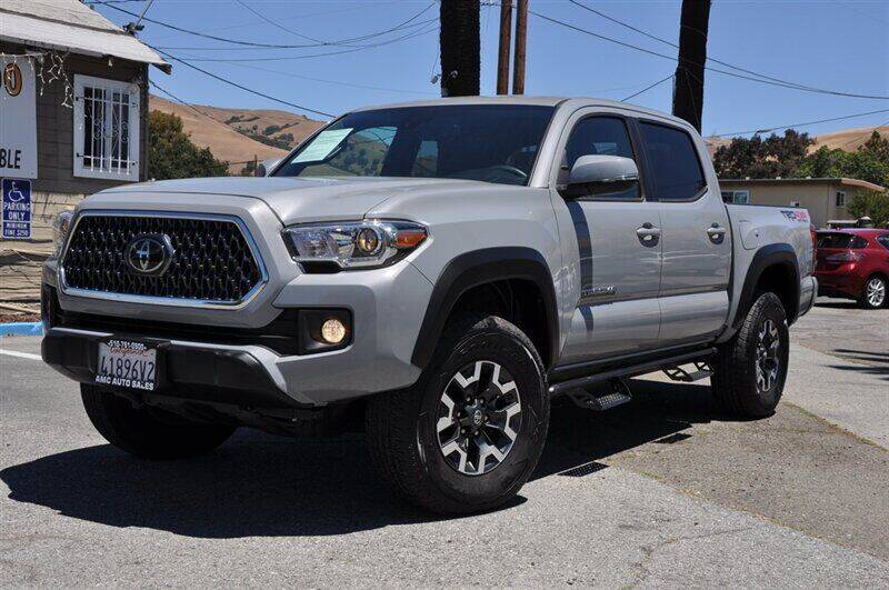 2019 Toyota Tacoma for sale at AMC Auto Sales, Inc. in Fremont CA