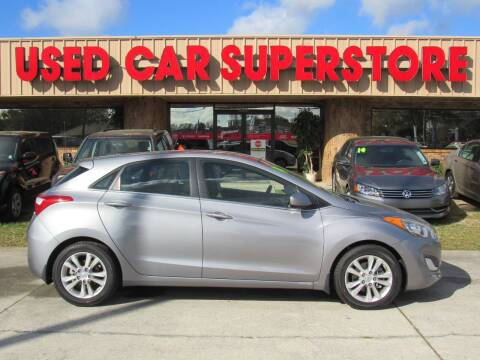 2014 Hyundai Elantra GT for sale at Checkered Flag Auto Sales NORTH in Lakeland FL