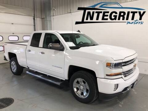 2017 Chevrolet Silverado 1500 for sale at Integrity Motors, Inc. in Fond Du Lac WI