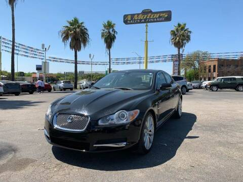 2011 Jaguar XF for sale at A MOTORS SALES AND FINANCE - 5630 San Pedro Ave in San Antonio TX