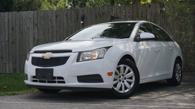 2011 Chevrolet Cruze for sale at Hidalgo Motors Co in Houston TX