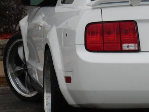 2005 Ford Mustang for sale at Moto Zone Inc in Melrose Park IL