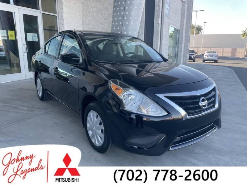 2018 Nissan Versa for sale in Las Vegas, NV