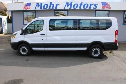 2018 Ford Transit Passenger for sale at Mohr Motors in Salem OR