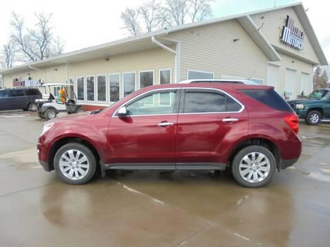 2010 Chevrolet Equinox for sale at Milaca Motors in Milaca MN