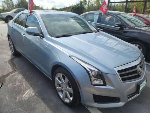 2013 Cadillac ATS for sale at Shaddai Auto Sales in Whitehall OH