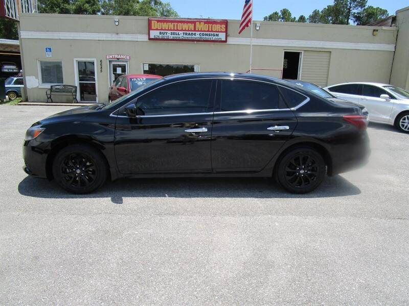 2018 Nissan Sentra for sale at Downtown Motors in Milton FL