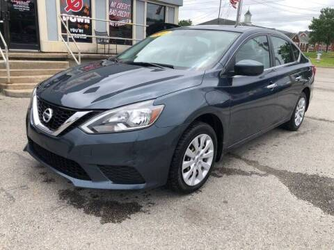 2017 Nissan Sentra for sale at Bagwell Motors in Lowell AR