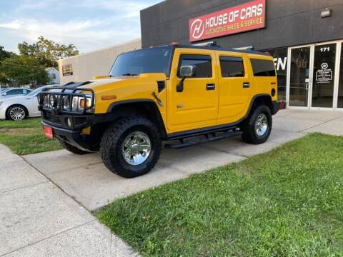 2003 HUMMER H2 for sale at HOUSE OF CARS CT in Meriden CT