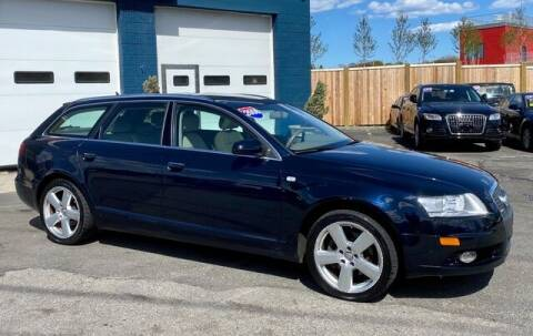 2008 Audi A6 for sale at Saugus Auto Mall in Saugus MA