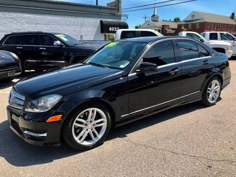 2009 Mercedes-Benz C-Class for sale at Cj king of car loans/JJ's Best Auto Sales in Troy MI