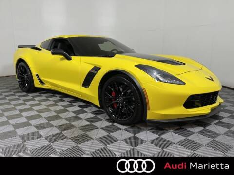 2016 Chevrolet Corvette for sale at CU Carfinders in Norcross GA