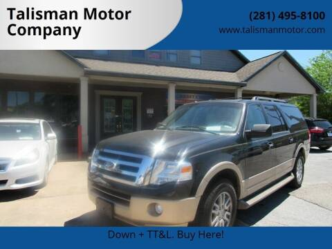 2014 Ford Expedition EL for sale at Don Jacobson Automobiles in Houston TX