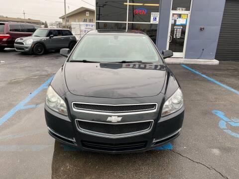 2011 Chevrolet Malibu for sale at Bi-Rite Auto Sales in Clinton Township MI