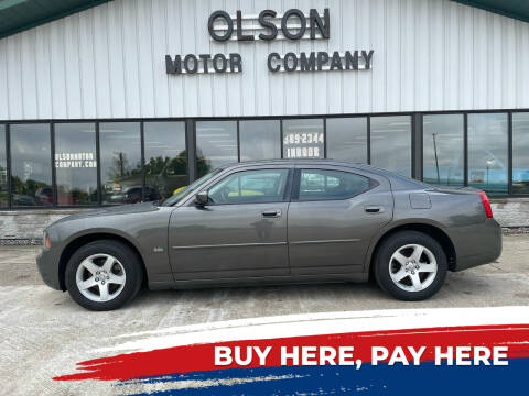 2010 Dodge Charger for sale at Olson Motor Company in Morris MN