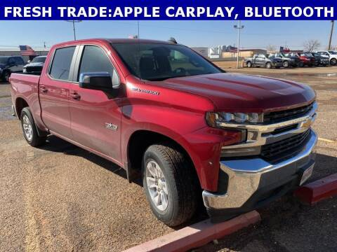 2020 Chevrolet Silverado 1500 for sale at STANLEY FORD ANDREWS in Andrews TX