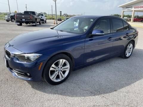 2016 BMW 3 Series for sale at ATASCOSA CHRYSLER DODGE JEEP RAM in Pleasanton TX